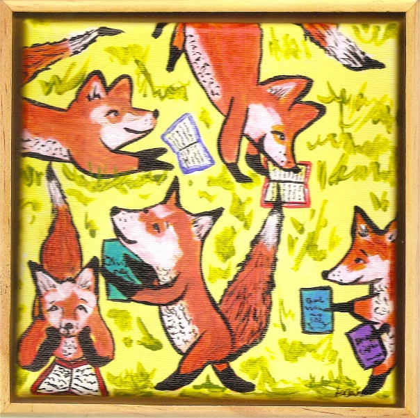 AClark_Foxy Fun