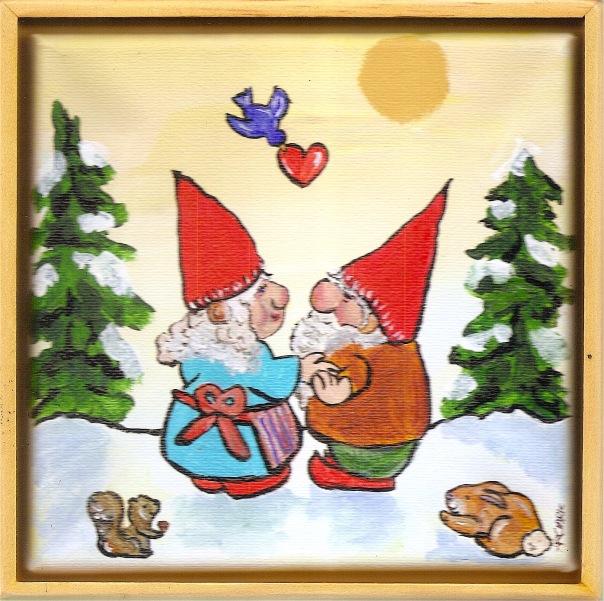 AClark_Gnomes in Love